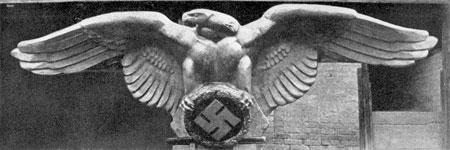 Richard Scheibe, Hoheitszeichen, 1939