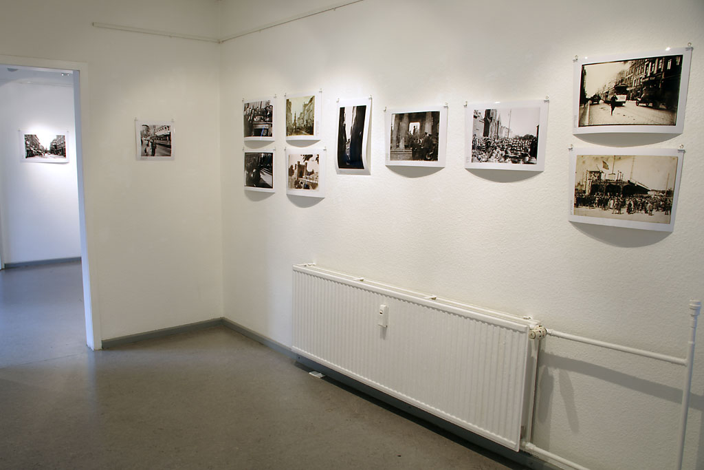 Parallele Erinnerung - Foto: Arndt Beck