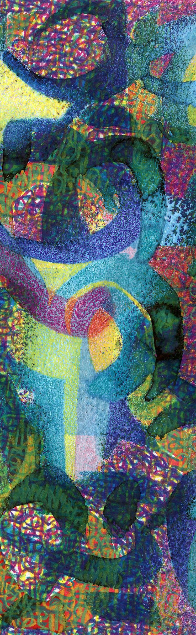 sirius, detail 1, 20,5 x 6,5 cm, Juli 2016