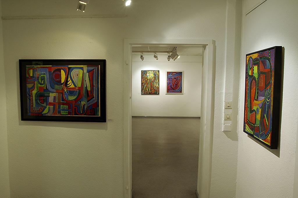H.J. Psotta - Radikale Poesie - studio im hochhaus