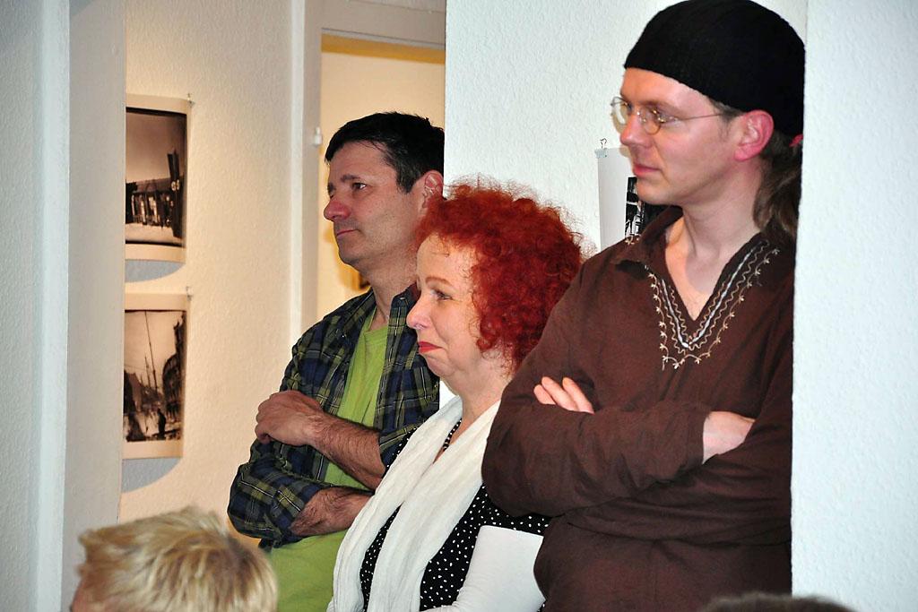 Parallele Erinnerung - Foto: Uwe Seibt