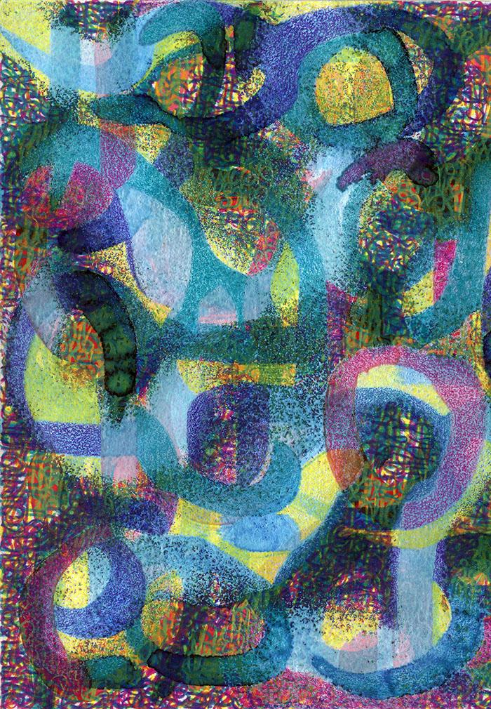 sirius, detail, 20,5 x 15 cm, Juli 2016